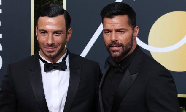 'Ricky Martin ya se casó con Jwan Yosef