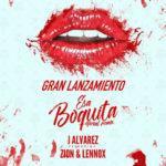 "J. Álvarez se une a Zion y Lennox para el remix de ""Esa Boquita"""