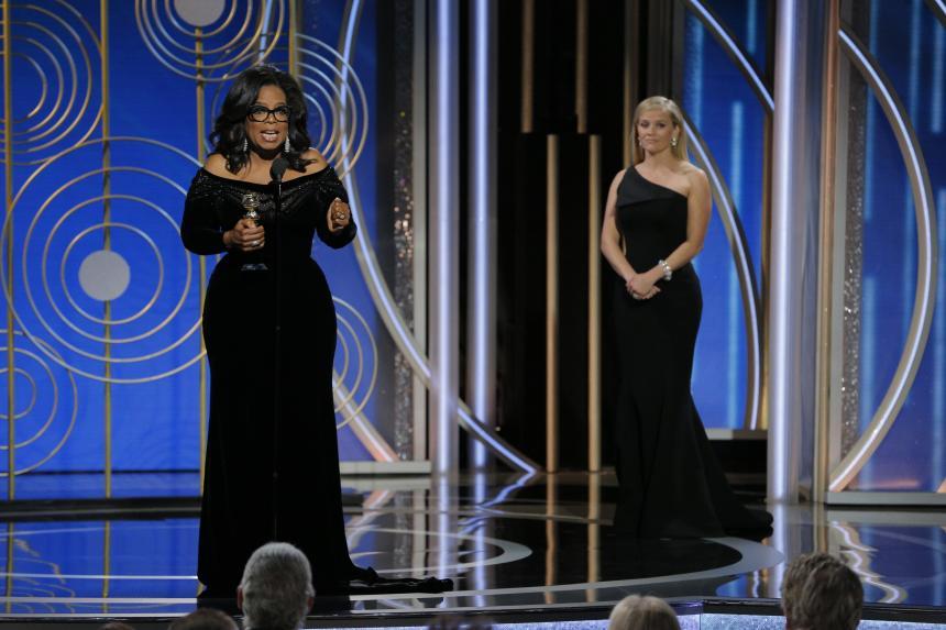 Hollywood se viste de negro contra el acoso
