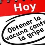No es demasiado tarde para vacunarse contra la gripe
