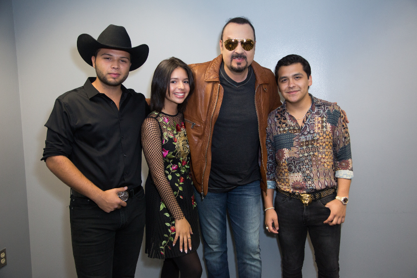 Pepe Aguilar & Family revive historic Jaripeo Tradition with Christian Nodal