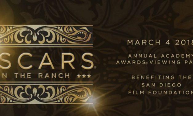 Oscar Party 2018