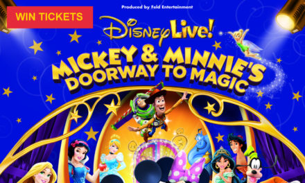 "Win Tickets! for ""Mickey & Minnie's Doorway to Magic""!"