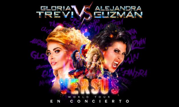 La Gira 'Versus World Tour' De Gloria Trevi y Alejandra Guzmán Anuncia su Último Tramo con un Cierre Histórico en los Estados Unidos