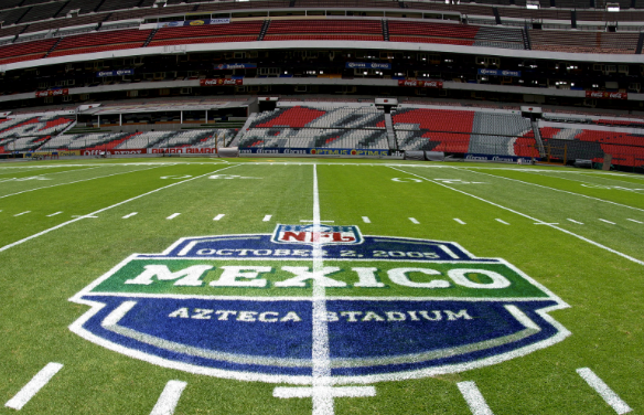 Los Angeles Rams reciben a Kansas City Chiefs en México en 2018