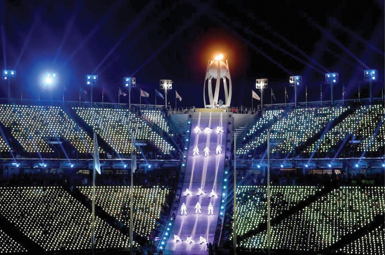 PyeongChang 2018 entrega estafeta a Beijing 2022