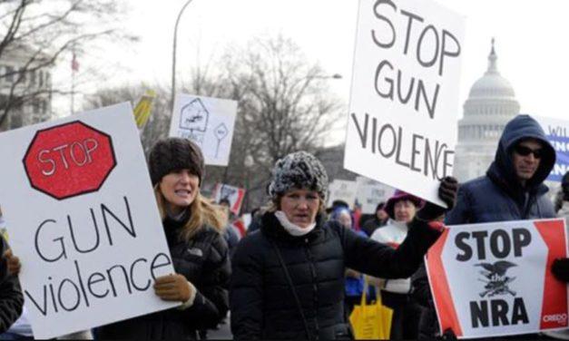 Estudiantes que sobrevivieron a la masacre de Florida marcharán en Washington para exigir reformas en las leyes de armas