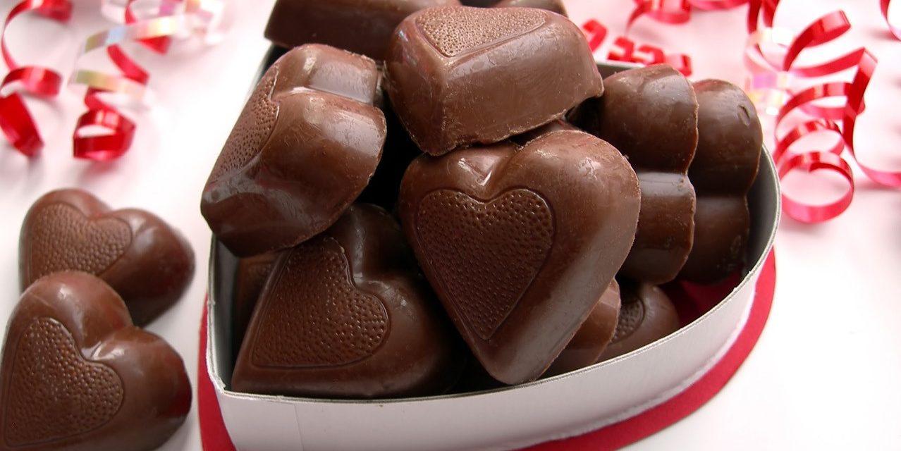 El origen de San Valentín y porque regalamos chocolates