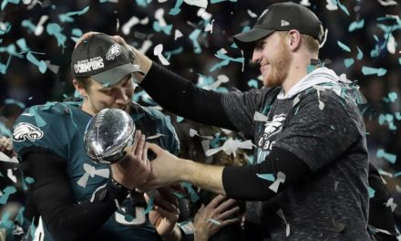 Philadelphia campeón del Super Bowl
