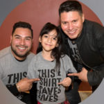 St. Jude Children's Research Hospital® recauda$4.3M durante el evento radial nacional de Univision y el movimiento de la camiseta THIS SHIRT SAVES LIVES