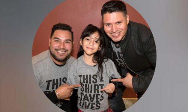 St. Jude Children's Research Hospital® recauda$4.3M durante el evento radial nacional de Univision y el movimiento de la camiseta THIS SHIRT SAVES LIVES