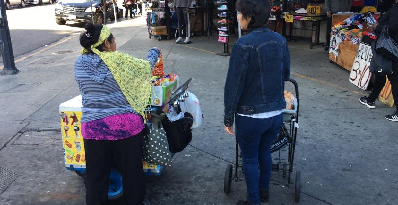 Nueva ley que protegería a los vendedores ambulantes
