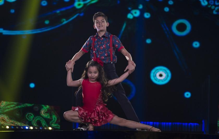 Pequeños Gigantes 2018 Segunda Gala
