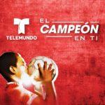 """Telemundo lanza la campaña """"El Campeón en Ti"""" para empoderar a los jóvenes latinos por medio del deporte"""