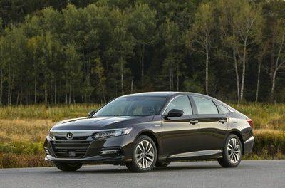 El totalmente nuevo Accord Híbrido 2018 llega a los concesionarios como el vehículo que marca la pauta entre los híbridos medianos