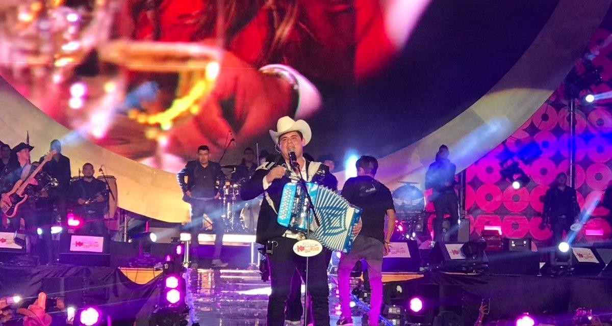 La Fiesta de la Ke Buena exitoso concierto en el Estadio Azteca
