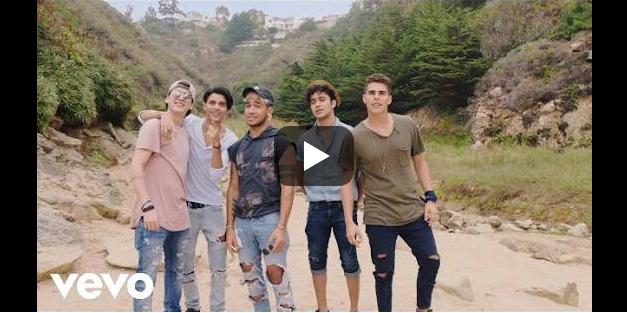 No te pierdas «Bonita» el nuevo video de CNCO