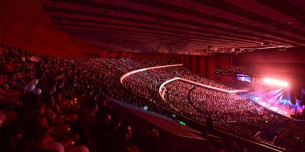 HA*ASH Desborda la energía de un Auditorio Nacional completamente lleno en la primera de dos fechas agotadas