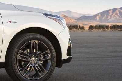 Con turbocompresor, tecnología vanguardista y vectorización de torque: el totalmente nuevo Acura RDX 2019 debutará en Nueva York
