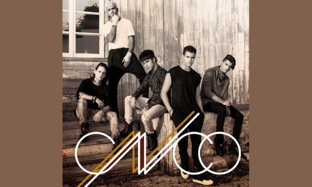 El esperado nuevo álbum de CNCO ya está disponible en pre-venta