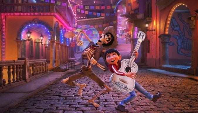 «Coco», inspirada en el Día de Muertos de México, ganó el Oscar como mejor película animada