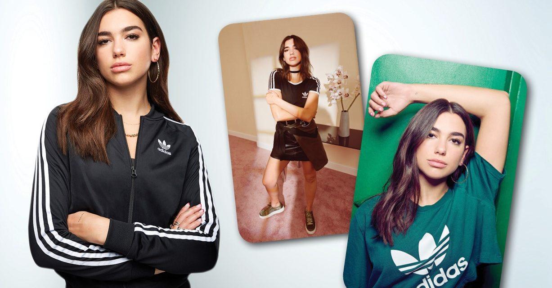 Ha nacido una estrella fashion: el estilo sporty de Dua Lipa que no podemos parar de desear
