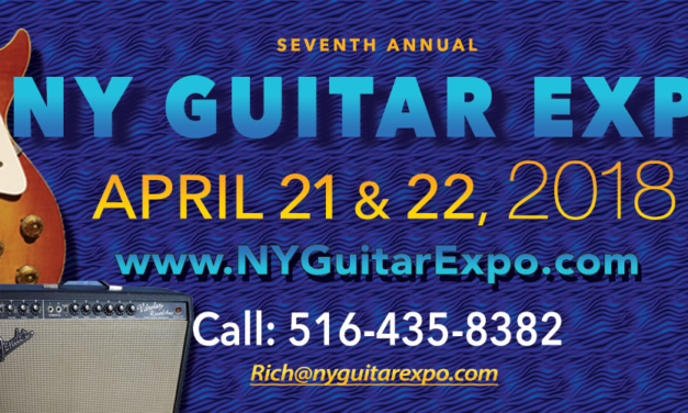 7th Annual NY Guitar Show & Exposition  to Feature  Pre-eminent Recording Artist Arlen Roth