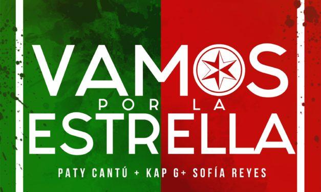 Paty Cantú, Sofía Reyes y Kap-G rinden homenaje a la Selección Mexicana de Fútbol