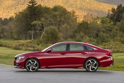 Ocho modelos de Honda ganan premios «Editors' Choice» de la revista Car & Driver