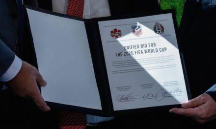 Proponen México, EU y Canadá 23 ciudades para Copa del Mundo 2026