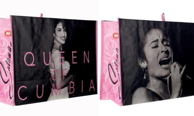 Produce furor Bolsa de Selena en supermercados texanos