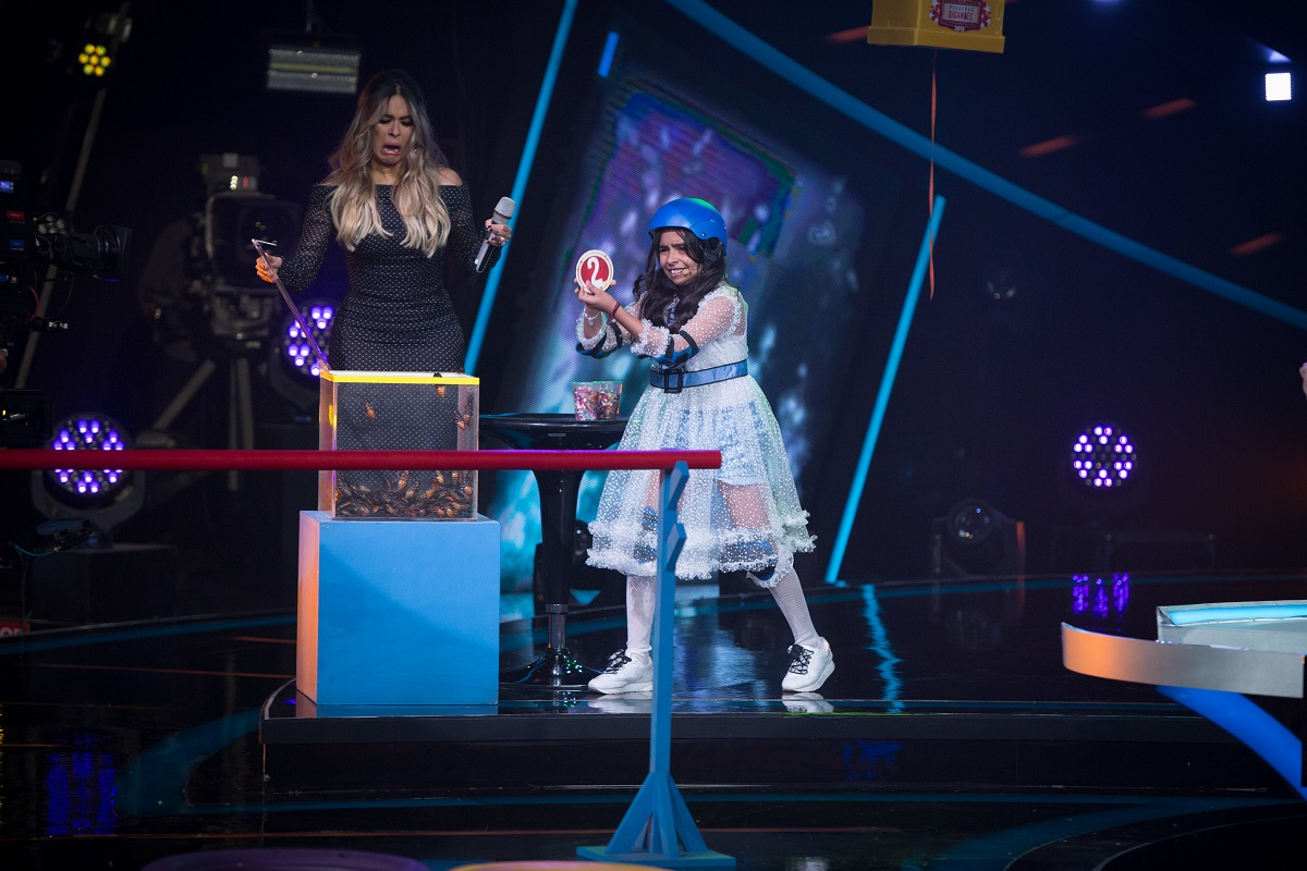 Pequeños Gigantes 2018 Novena Gala