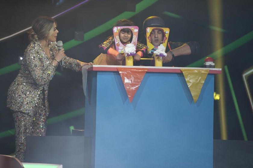 Pequeños Gigantes 2018 Séptima Gala