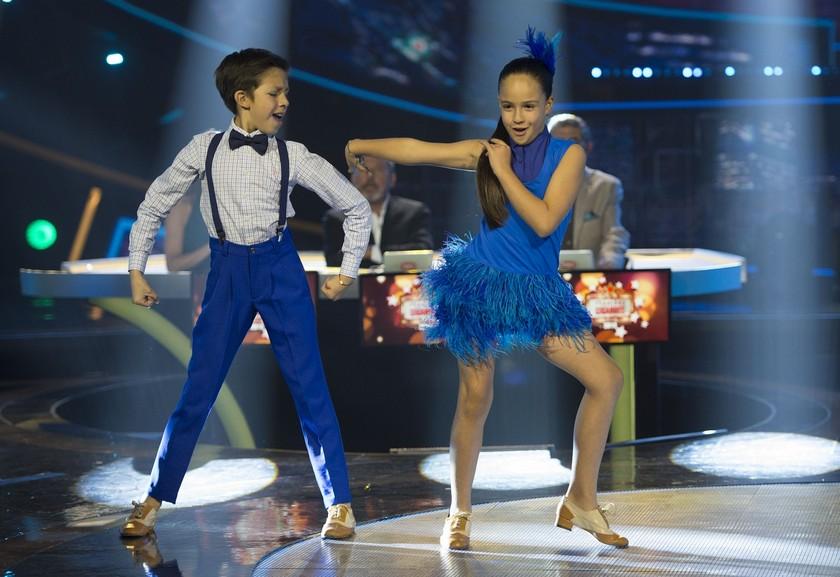Pequeños Gigantes 2018 Octava Gala – Ricardo Montaner participó como miembro del jurado de esta gala