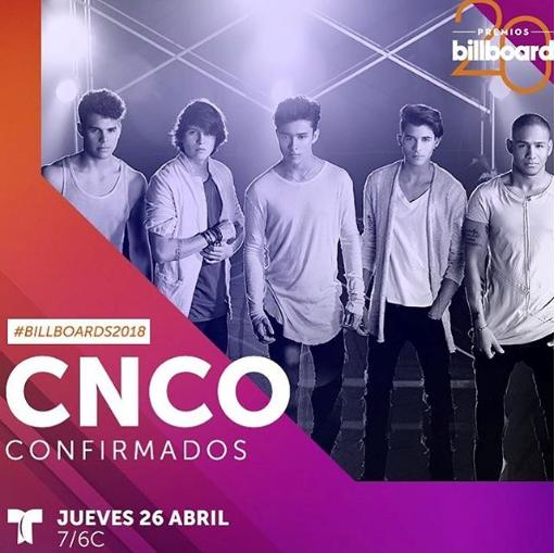 CNCO presenta su nuevo disco «Fiesta en mi Casa»