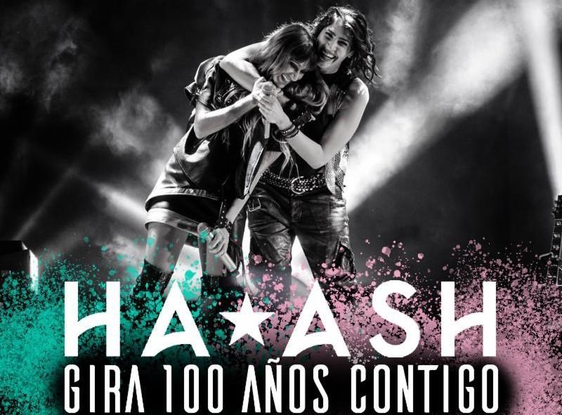 Ha*Ash concluye la primera parte de su exitosa #Gira100AñosContigo con Sold-Outs en USA