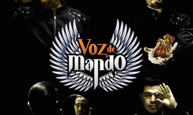 «El que a tí te gusta» El nuevo álbum de Voz de Mando ya está disponible!