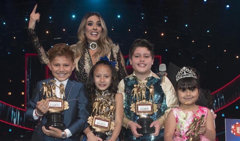 """El escuadrón ganador de la edición 2018 de Pequeños Gigantes, fue """"Los Súper Powers"""""""