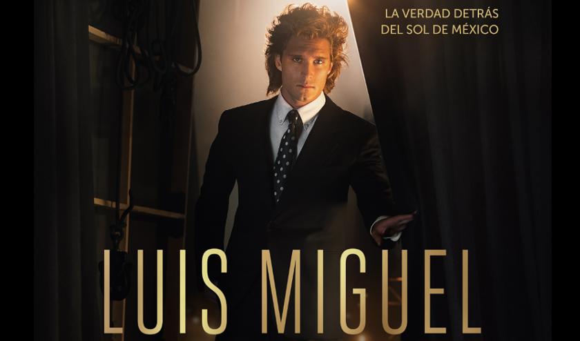 """Estreno Mundial Primera y Única Historia Oficial """"Luis Miguel La Serie"""" el 22 de Abril por Telemundo 9pm/8c"""