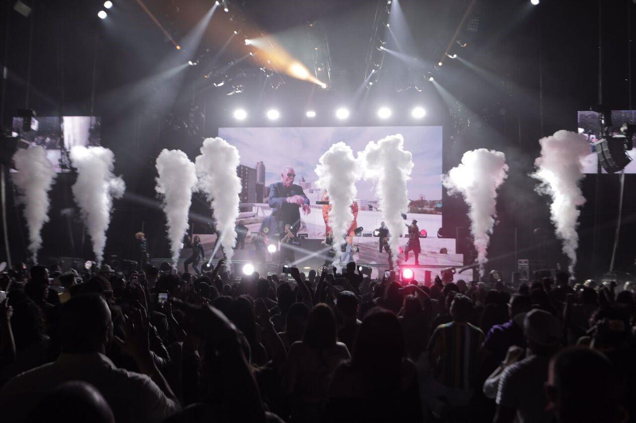 Bad Bunny concluye priera etapa de su Tour Norteamericano con todos los conciertos a llenos totales
