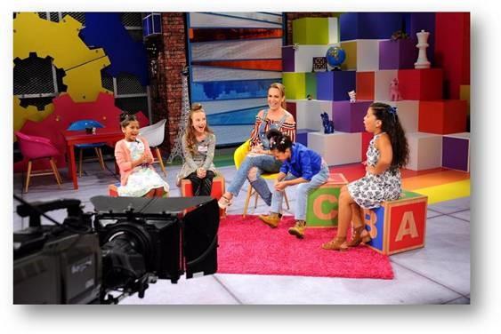 Natalia Denegri presenta el CD CORAZONES GUERREROS con mensajes motivadores para los mas pequeños