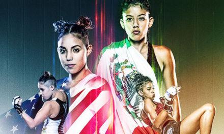 """Combate Americas anuncia evento """"México Vs Usa""""  En Sacramento, el Viernes 11 de Mayo"""