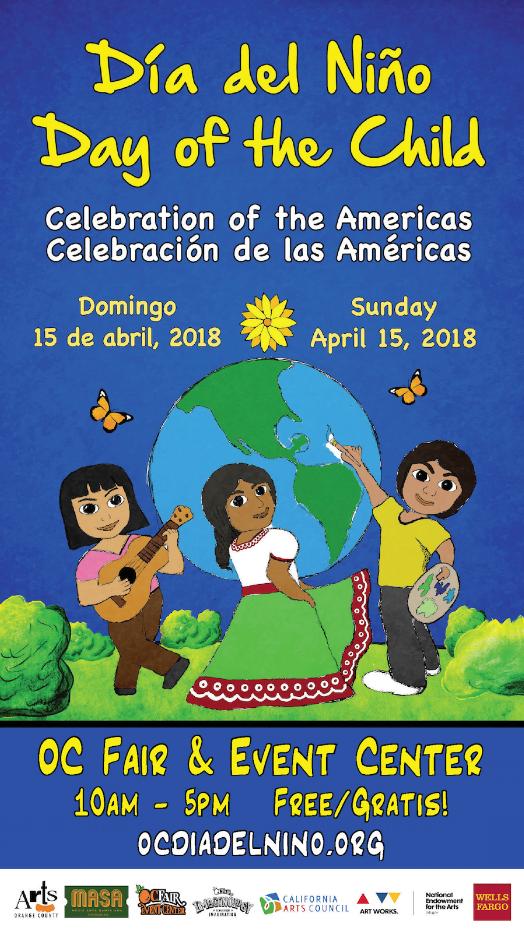 Se viene el 7mo Festival Anual de Artes para Niños y Familias el Domingo 15 de Abril