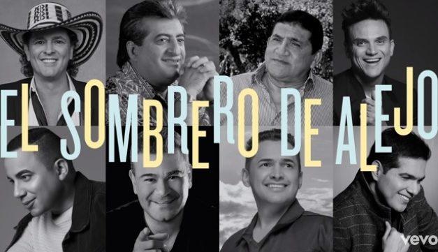 Carlos Vives presenta su nuevo sencillo titulado 'El sombrero de Alejo'