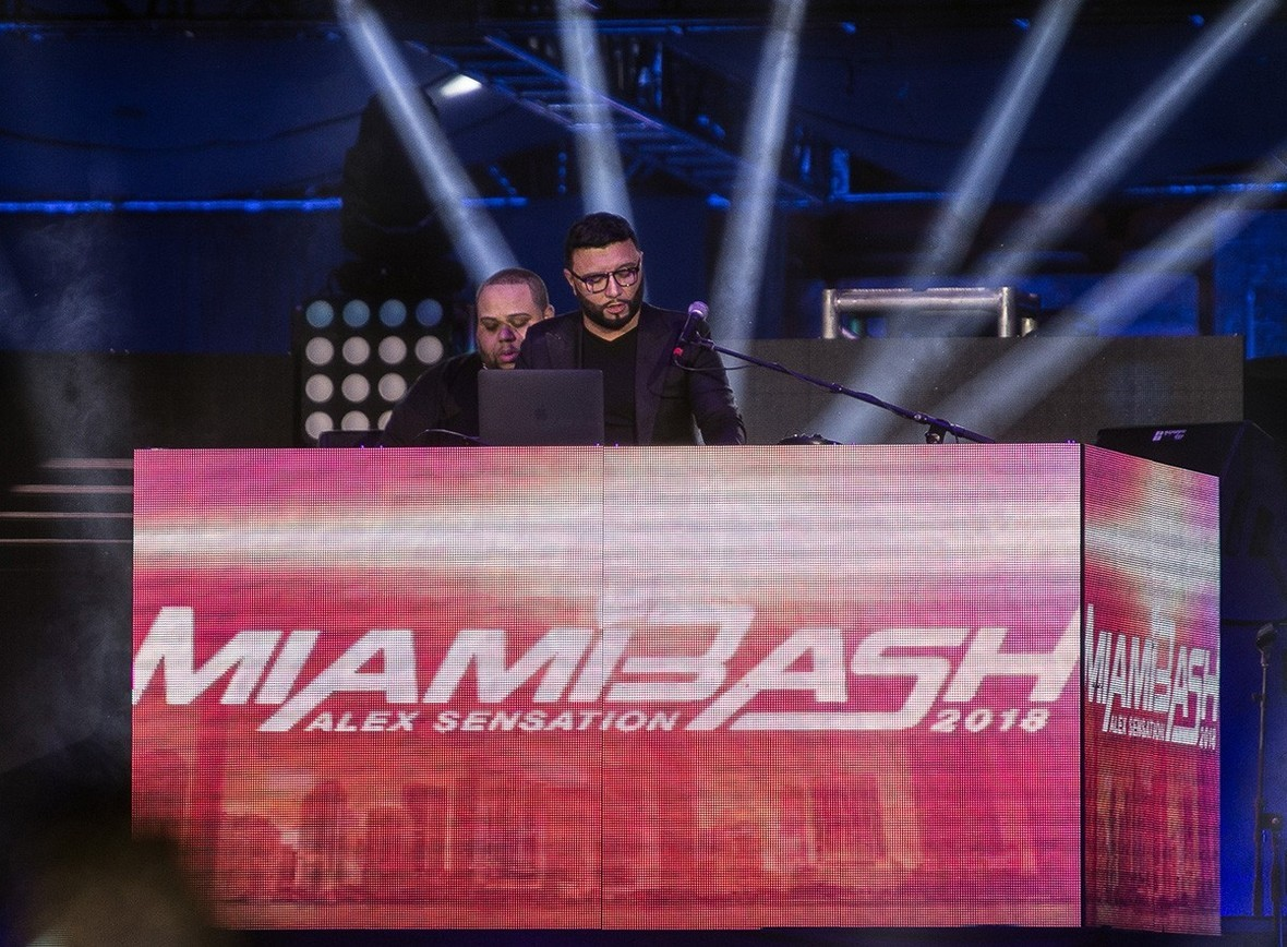 Histórico Miamibash 2018