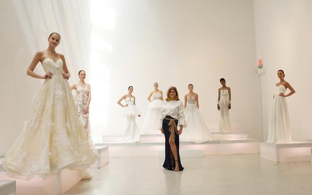 La diseñadora salvadoreña con corazón colombiano Francesca Miranda presentó su colección en Nueva York