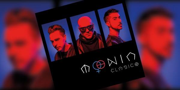 """El grupo de Synth-Pop más importante de México MOENIA Presenta: """"CLÁSICO"""""""
