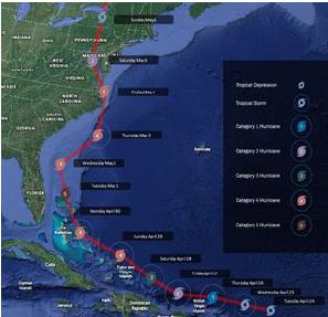 FEMA invita a toda la comunidad a participar en un ejercicio histórico a nivel nacional