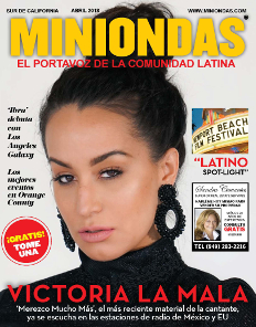 Miniondas Newspaper Edición Abril 2018