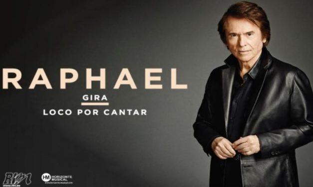 Raphael llega a los Estados Unidos con su Gira 'Loco por Cantar'